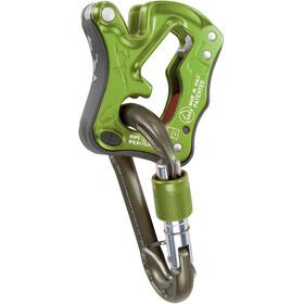 Climbing Technology Click-Up + Belay Kit green